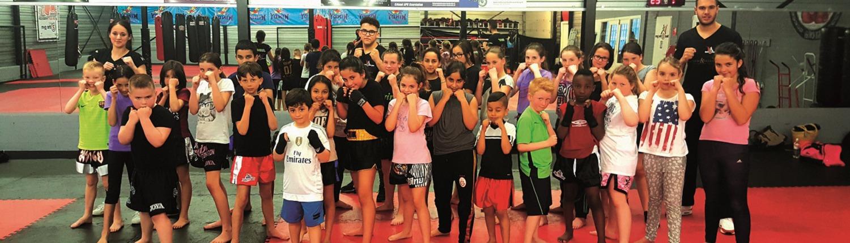 Kickboksen kids vanaf 7 jaar