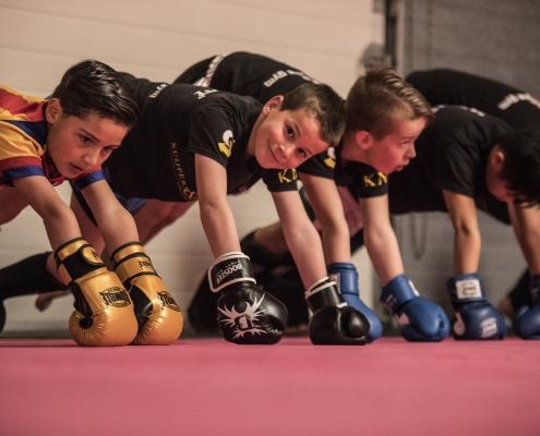 boksen kids
